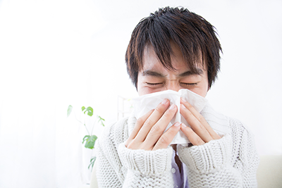 花粉症・その他鼻炎